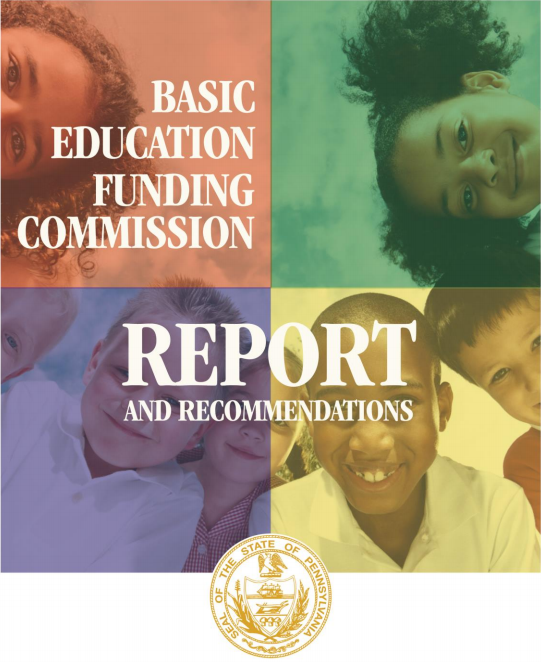 PA Basic Education Funding Commission Report