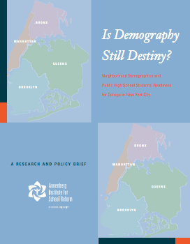Demography Is Still Destiny