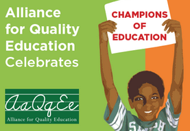 AQE Champions of Education
