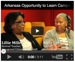 Meet the Arkansas OTL Campaign