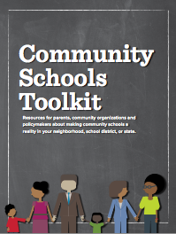 The Community Schools Toolkit