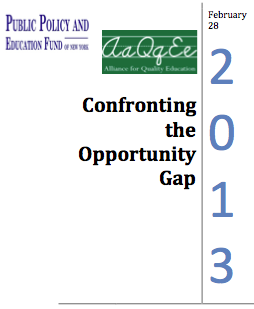 Confronting the Opportunity Gap