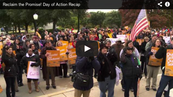 Day of Action Video Recap