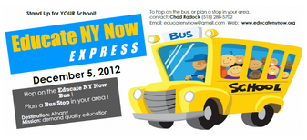 Educate NY Now Express!