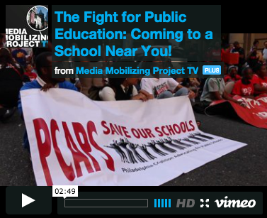 The Fight for Public Education