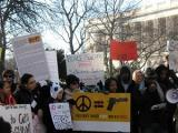 Youth of Color Rally in DC