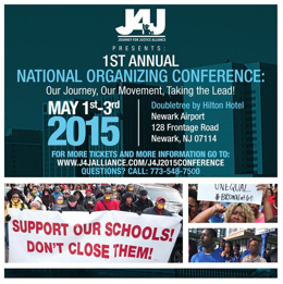 Journey for Justice Organizing Conference