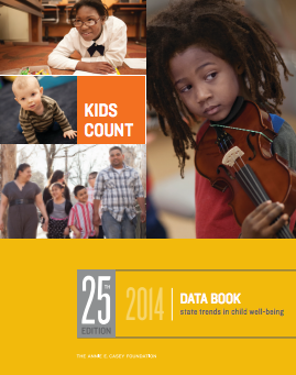 KIDS COUNT 2014 Data Book