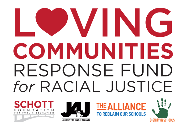Loving Communities Response Fund for Racial Justice