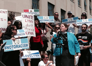 Lynn Rallies for Immigrant Students