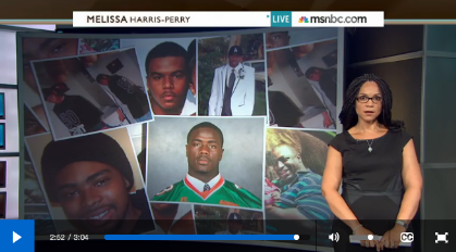 Melissa Harris-Perry on Michael Brown