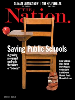 The Nation Features Education Justice Movement