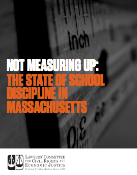 Suspensions in MA Charter Schools