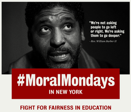 Moral Mondays in New York
