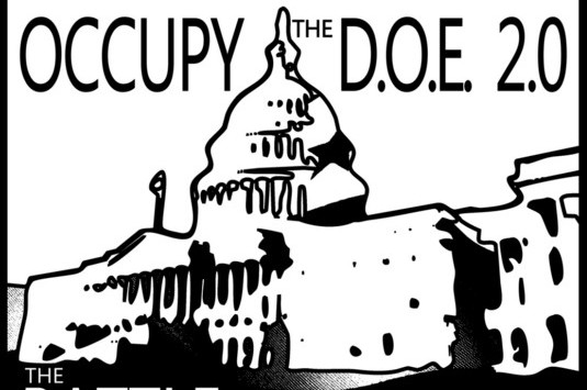 Occupy the DOE 2