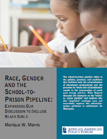 Race, Gender and the School-to-Prison Pipeline