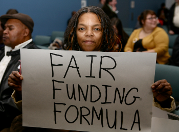 Philly Organizers Launch Fair Funding Campaign