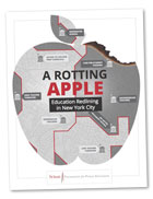 rotting apple cover