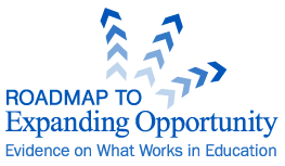 Roadmap to Expanding Opportunity Logo