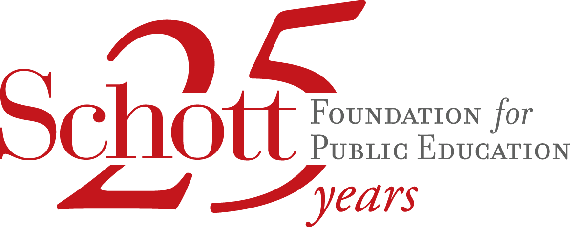 Schott Foundation 25th Anniversary
