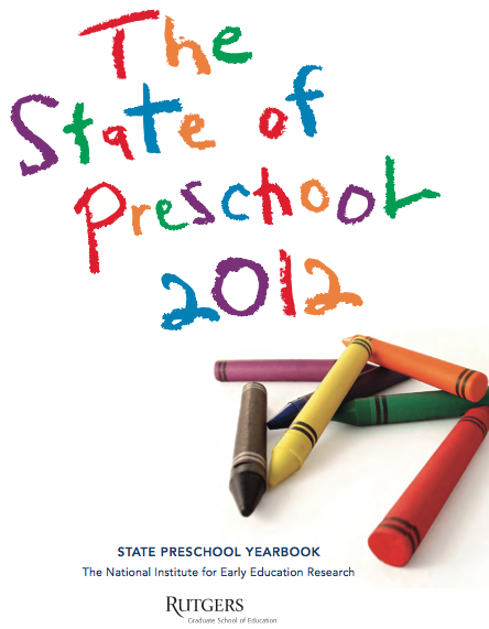 The State of Pre-K