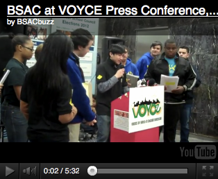 voyce press conference